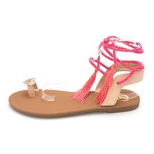 CIRCUS BY SAM EDELMAN | Tie-Up Sandals SZ 8.5